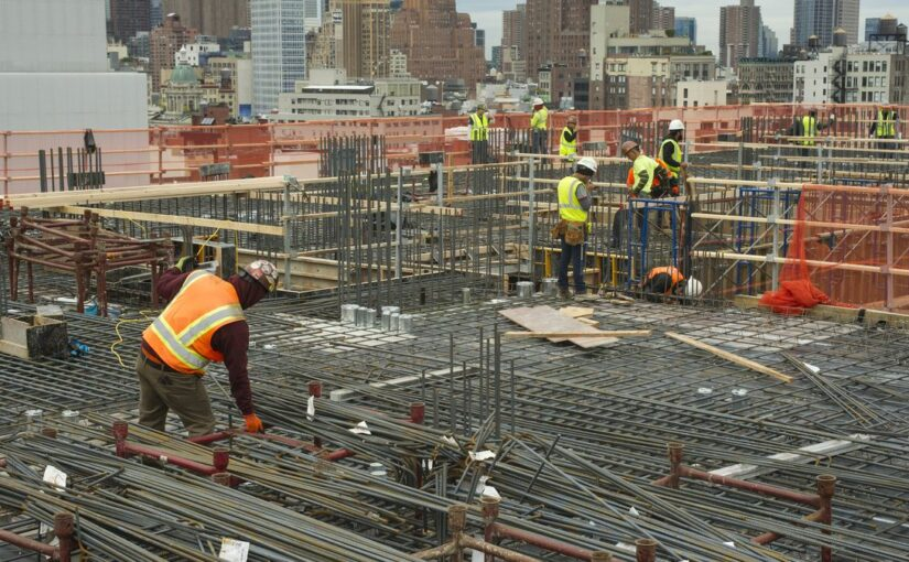 What Does The Future Hold For Construction Workmen?